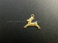 TINY DEER BRASS(4個入)鹿